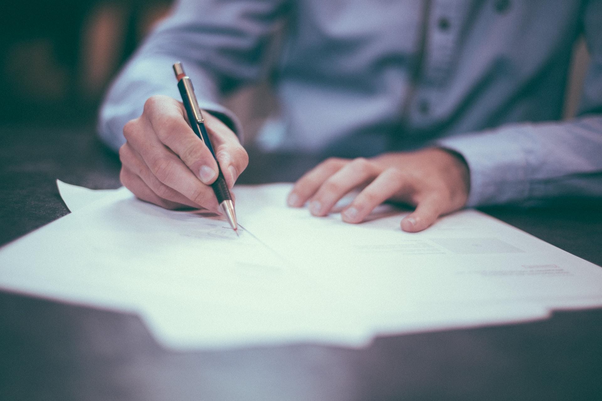 documents(暗号資産(仮想通貨)取引所の書類)