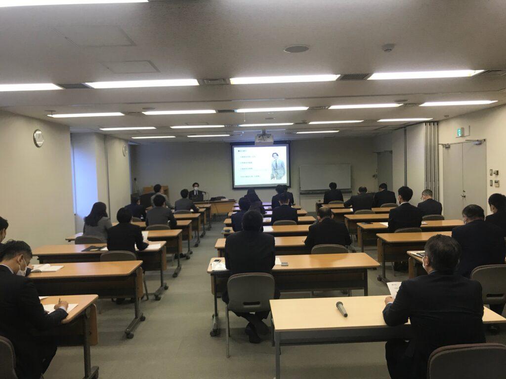 【社内講演】岡藤日産証券ホールディングス