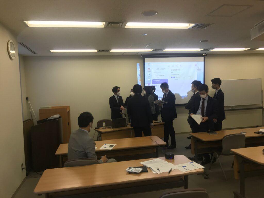 【社内講演】岡藤日産証券ホールディングスQ&A