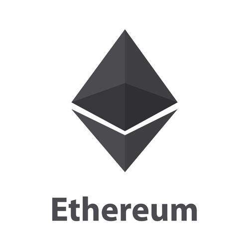 Ethereum(ETH)イーサリアム Logo