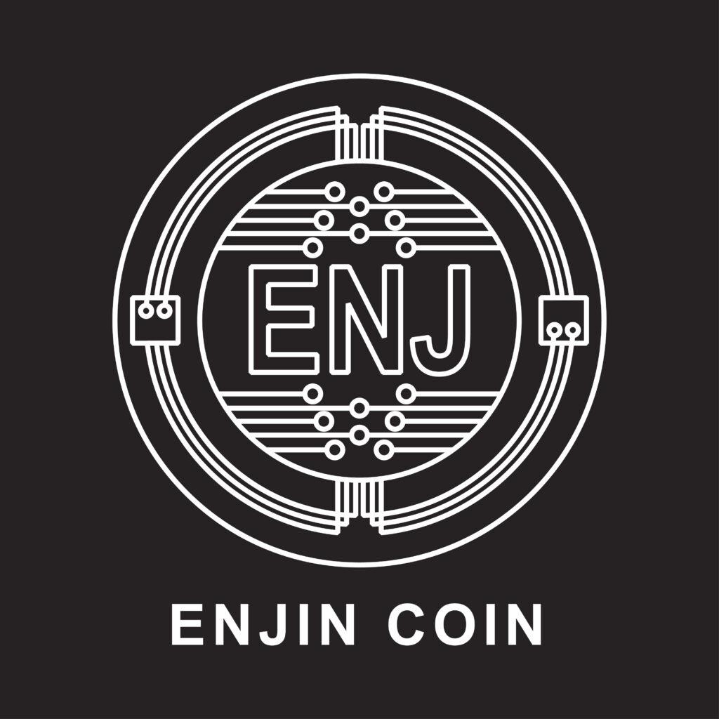 Enjin Coin(ENJ)エンジンコイン ロゴ