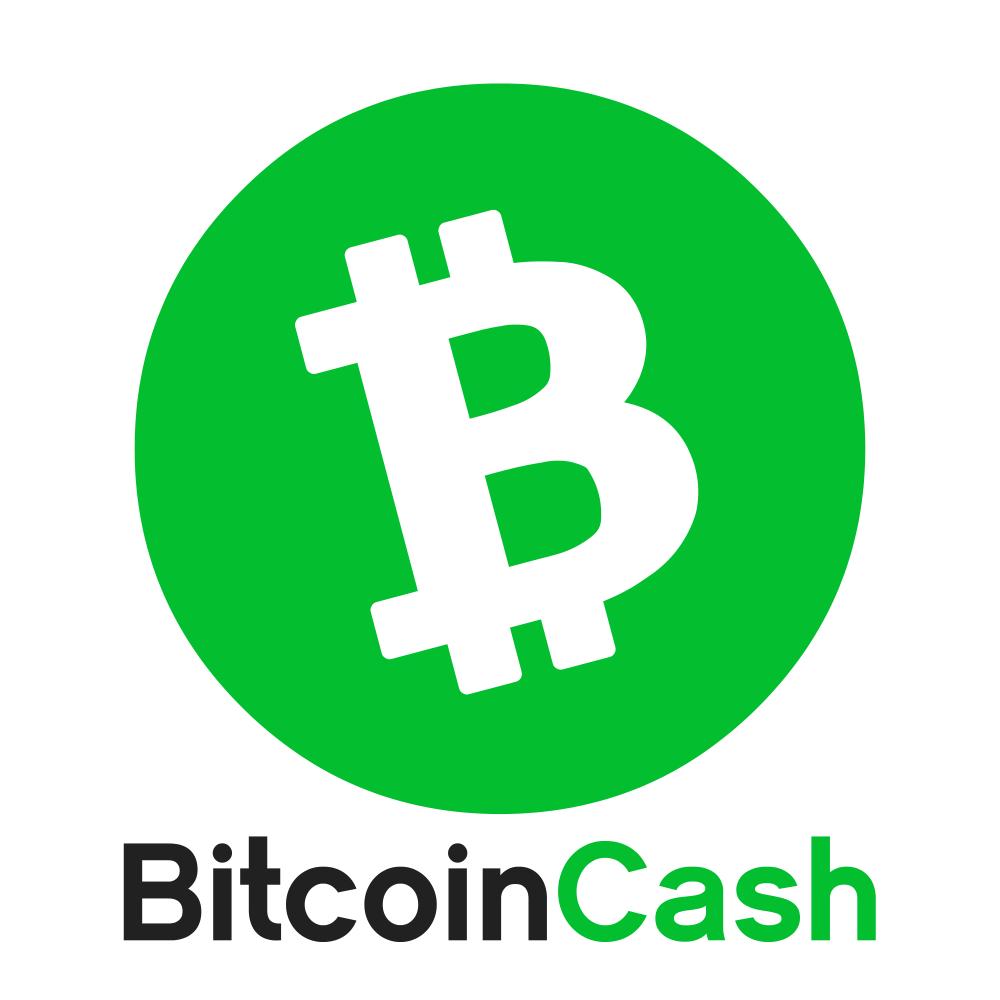 ビットコインキャッシュ(Bitcoin Cash/BCH)ロゴ